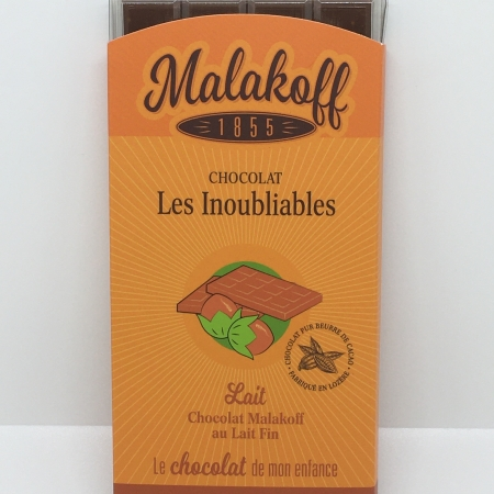 Tablette Lait noisettes 90g