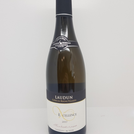 Excellence 75cl - Cave Laudun Chusclan